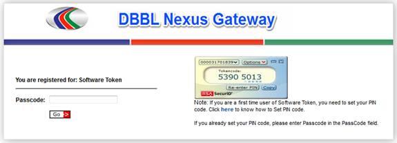 Dutch Bangla Bank | Internet Banking ::